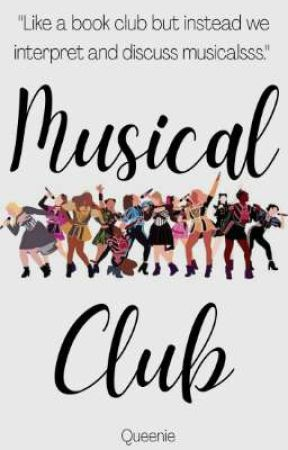 Musical Club (Drafted) by WritingPromptQueen