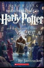 Marauders era React (DIFFERENT AU) Harry Potter and The Philosophers stone by jamtracker