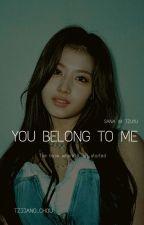You Belong With Me ||SaTzu|| by TZJJANG_CH0U