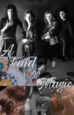 A kind of Magic {Freddie Mercury ff.} by edes_senki