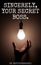 Sincerely, Your Secret Boss. ( Various JJBA x reader / highschool teacher! au ) by Cactusperson12