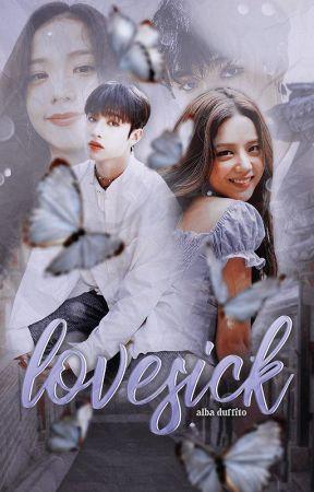 LOVESICK ― Bang Chan by duffito2