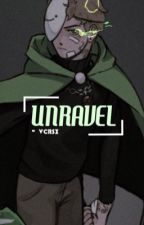 unravel | dream x reader | by -vcrse