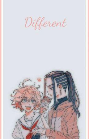 Different   [Kny x Reader OC] by Midnight_Sayonara