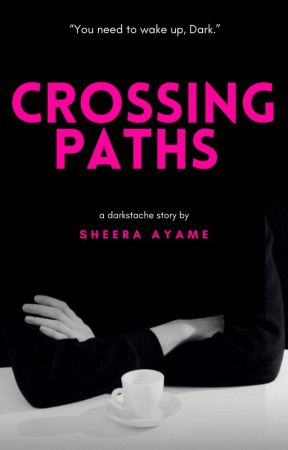 CROSSING PATHS   Darkstache by SheeraAyame