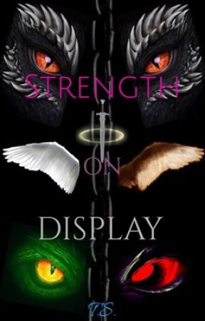 "Strength on Display | Grumbo + PolyHermits | Fanfics ""on Display"" Book 2 by TsushwamiStarz"