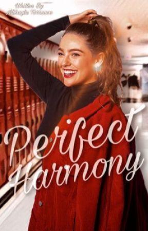 PERFECT HARMONY ◼LUKE PATTERSON◼ by mikaylamtorrence