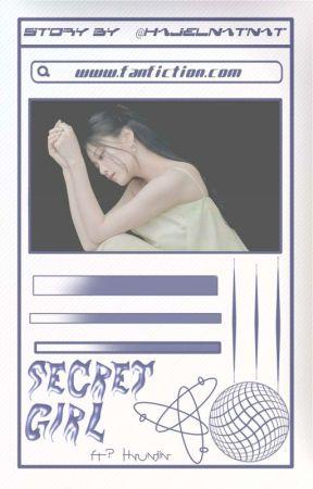Secret girl ✓ by hajelnatnat