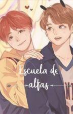 Escuela de alfas 🦋Hopekook🦋 by Perii300304
