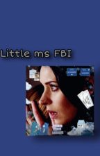 Little ms FBI by caillou_ishere