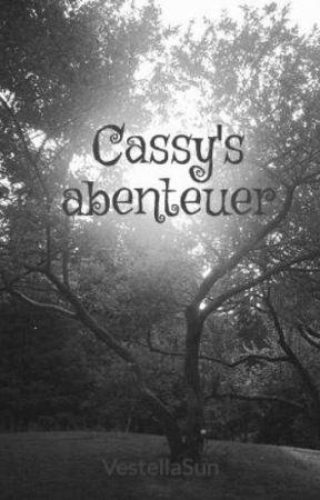 Cassy's abenteuer by VestellaSun