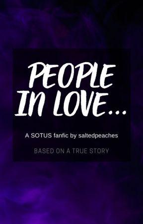 People In Love... by saItedpeaches
