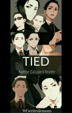 TIED Kambe Daisuke X Reader (LEMON) by WCwriteslemons