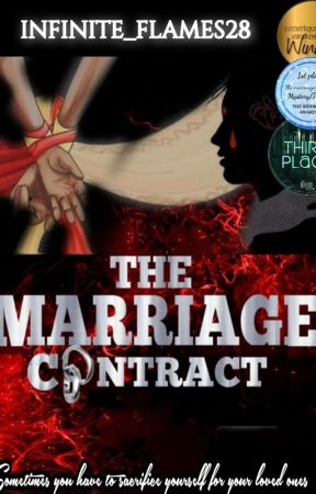 The Marriage Contract by Infinite_flame28