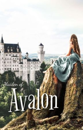 Maiden of Avalon by univerxse__