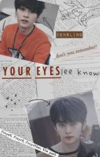 your eyes - lee know  by zenslino