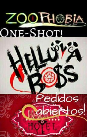 One-Shot Hazbin Hotel, HelluvaBoss Y Zoophobia (CERRADA) by 3LGBT3