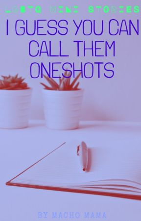 LGBTQ MINI STORIES| I Guess You Can Call Them Oneshots by thehandsomestboi65