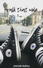 Walk That Mile • Larry by rubihasblueeyes