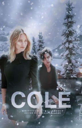 Cole | Adaptação Sprousehart by juliaecole