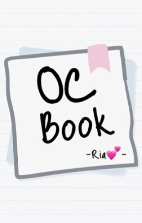 OC Book by Blue_Fluffy_Ball