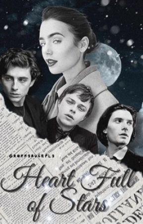 Heart Full of Stars   Evan Rosier by groffsaucepls