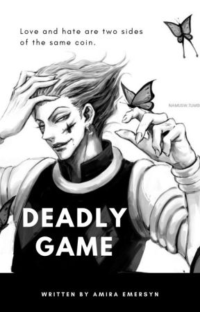 Deadly Game | Hisoka x Reader by amira_emersyn