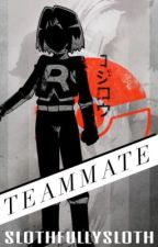 Teammate by slothfullysloth