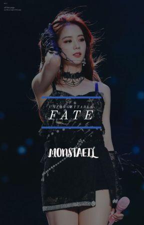 Unforgettable Fate   Kim Taehyung by Monstaeil