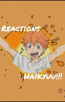 Волейбол реакции• •Reactions Haikyuu!!!• Закончено •