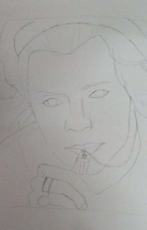 My friend's Drawing by -accio1d-