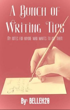 A Bunch of Writers Notes by Belle-Harper