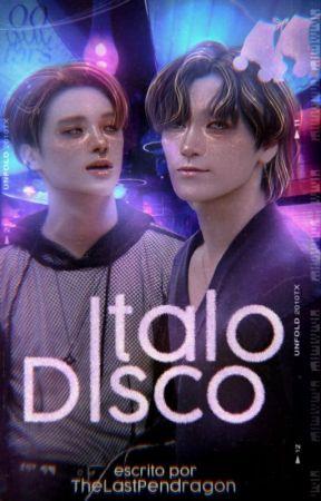ITALO DISCO by TheLastPendragon