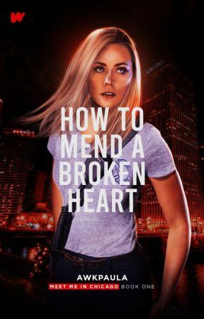 HOW TO MEND A BROKEN HEART ━━ matt casey by awkpaula