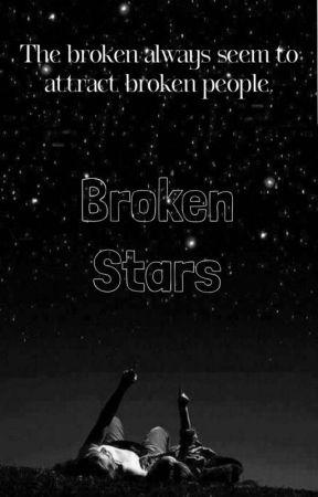 Broken stars by Spaceoddity105