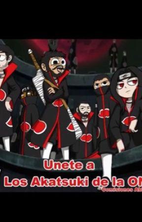 Reclutamiento de Akatsuki de la ONU de Wattpad by Sasuke_de_la_ONU