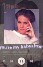 You're My Babysitter! >> Jonathan Brandis by 1-800-vint4ge