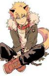 Wolf Bakugou x Fem Reader cover