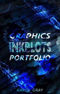 Inkblots: Graphics Portfolio  cover