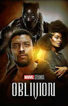 Oblivion [Black Panther / T'challa Udaku]  by katiagarciad