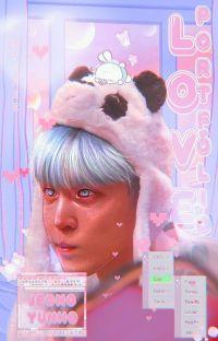 ━━ 𝘓𝘰𝘷𝘦, portfólio. cover