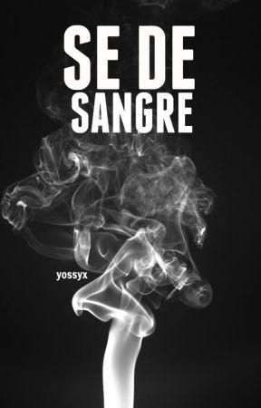 Sed de sangre {manxman} by yossyx