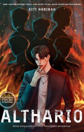 ALTHARIO [SUDAH TERBIT] by Sihhaaa04