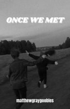 once we met | derek morgan. ✓ by MatthewGrayGoobles