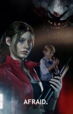 𝗔𝗙𝗥𝗔𝗜𝗗. ❛ claire redfield.  by -starlightwatch