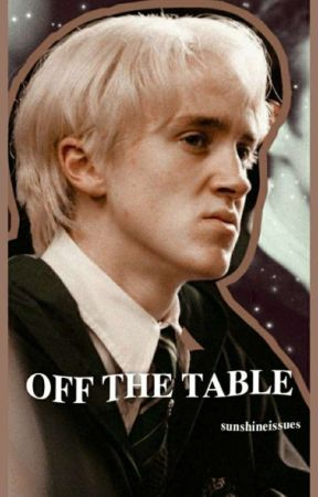𝐎𝐅𝐅 𝐓𝐇𝐄 𝐓𝐀𝐁𝐋𝐄 ; draco malfoy's preferences & imagines ✧ by sunshineissues
