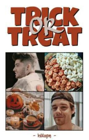 Trick Or Treat - Ziam by httspn