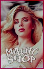 MAGIC SHOP  (  GRAPHIC HELP  ) by TEARJJK