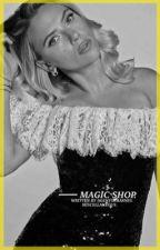 Magic Shop ► 𝐆𝐑𝐀𝐏𝐇𝐈𝐂 𝐇𝐄𝐋𝐏 by TEARJJK
