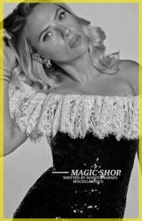 Magic Shop ► 𝐆𝐑𝐀𝐏𝐇𝐈𝐂 𝐇𝐄𝐋𝐏 cover